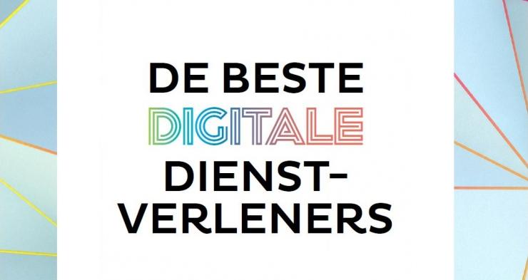 Nederlandse dienstverleners in trek bij bedrijfsleven