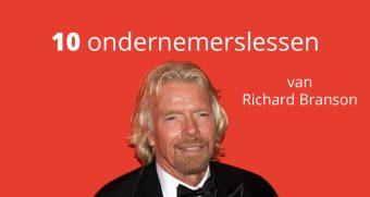 10 ondernemerslessen van Richard Branson