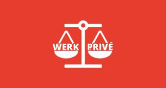 Balans werk-privé