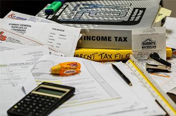 Ondernemers & belasting