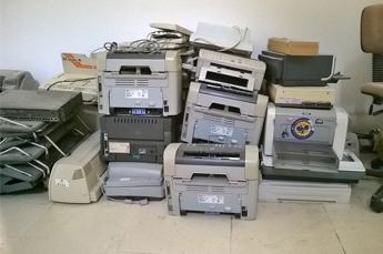 Eén printer is vaak wel genoeg.