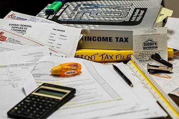aangifte inkomstenbelasting berekenen