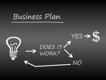 ondernemingsplan maken