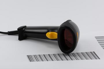 voorraadbeheer met barcodescanner
