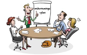 Lengte ondernemingsplan