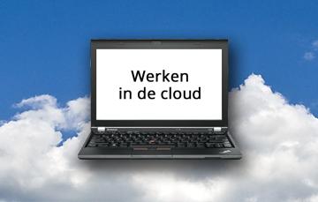 Ook zzp'ers werken in de cloud
