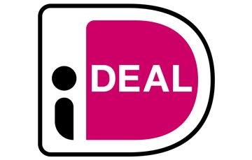 Via iDeal kun je online betalen met internetbankieren