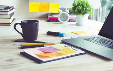 kantoorartikelen en de kosten daarvan